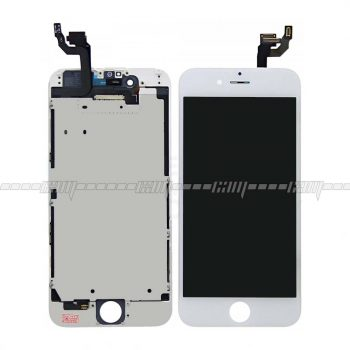 Apple iPhone 6 Display - Weiss